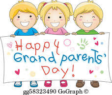 Grandparents Day Lunch on Sept 6th