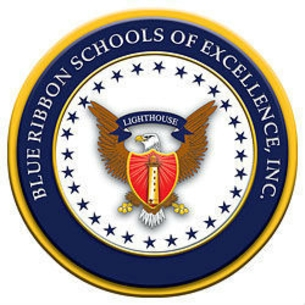 Priceville Elementary School has been named 2019 Blue Ribbon Lighthouse School
