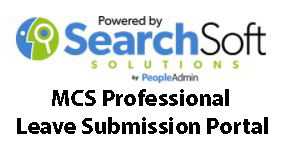 MCS Professional Leave Submission Portal