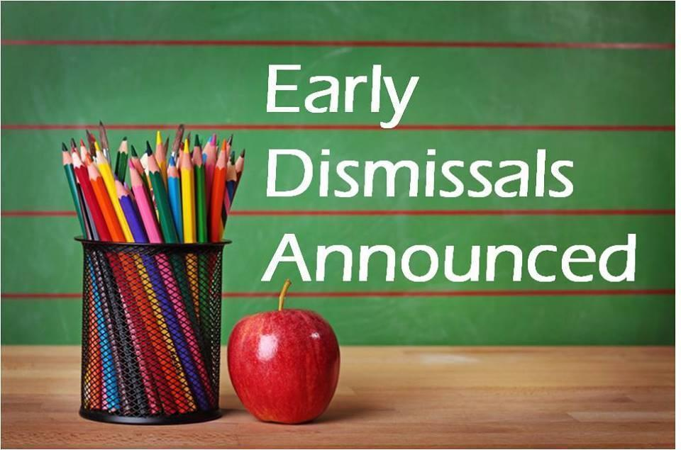 Early Dismissal 3.14.19