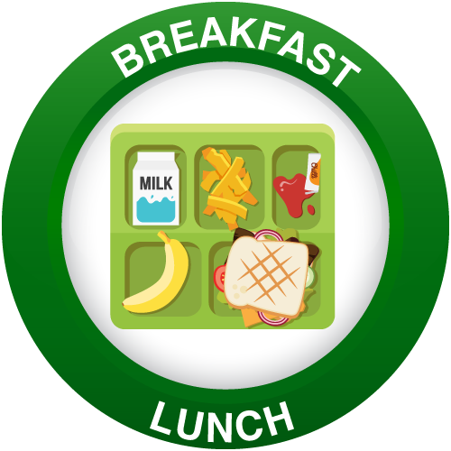 FREE Breakfast and Lunch!
