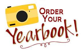 Yearbook Orders due February 1st