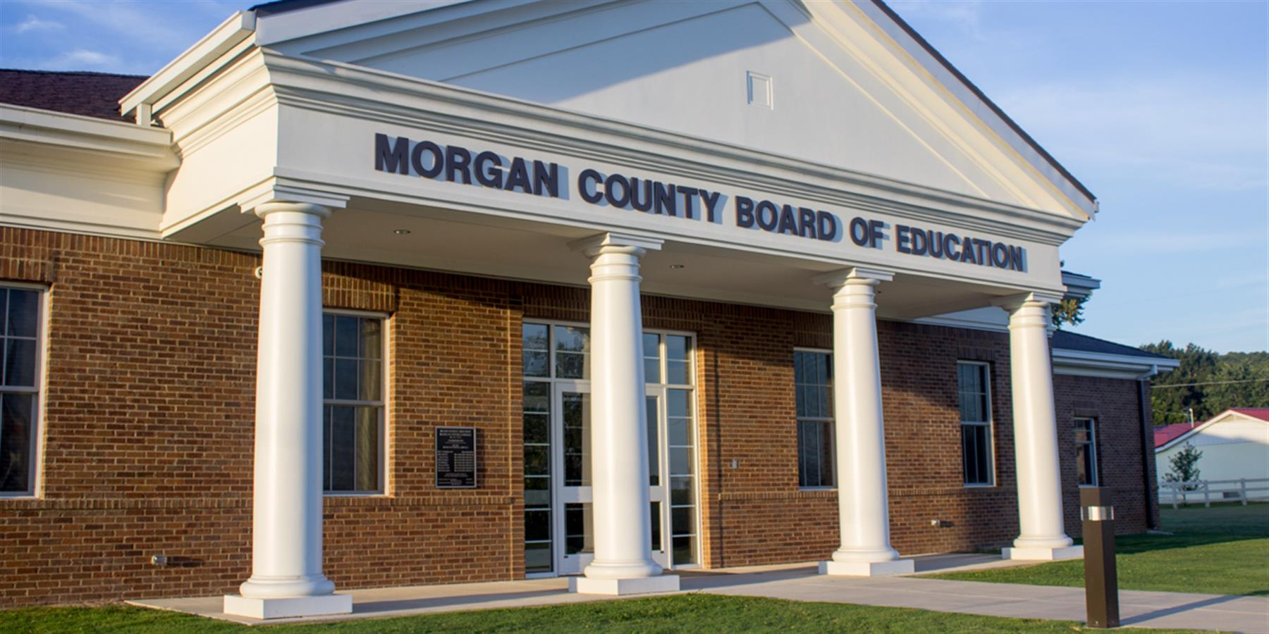 Morgan County School District Homepage